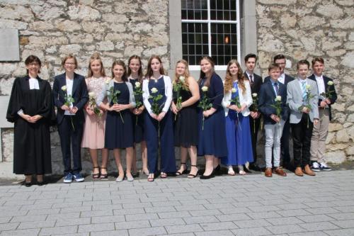 Konfirmation, 04. Mai 2019, Alte Kirche, Kirsten Düsterhöft