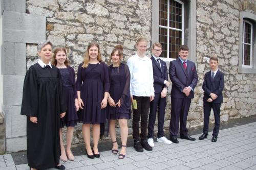 Konfirmation, 11. Mai 2019, Alte Kirche, Birgit Tepe