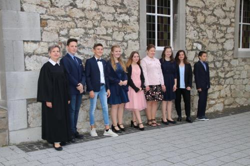 Konfirmation, 12. Mai 2019, Alte Kirche, Birgit Tepe
